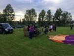 Buitengewone ballonvlucht regio Maastricht zaterdag 16 juni 2018