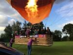 Fascinerende heteluchtballonvaart omgeving Rijsbergen zaterdag 16 juni 2018