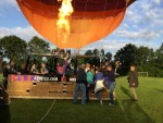 Fabuleuze ballonvaart over de regio Rijsbergen zaterdag 16 juni 2018