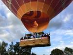 Ultieme luchtballonvaart omgeving Rijsbergen zaterdag 16 juni 2018