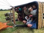 Mooie heteluchtballonvaart in de regio Wijchen zaterdag 16 juni 2018