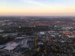 Uitstekende ballon vaart in Enschede op zaterdag 18 augustus 2018