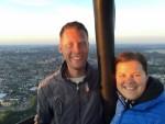 Fabuleuze luchtballonvaart regio Enschede op zaterdag 18 augustus 2018