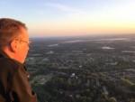Professionele heteluchtballonvaart omgeving Enschede op zaterdag 18 augustus 2018
