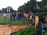 Magische ballonvlucht vanaf startlocatie Enschede op zaterdag 18 augustus 2018