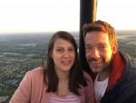Jaloersmakende heteluchtballonvaart regio Enschede op zaterdag 18 augustus 2018