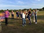 Spectaculaire ballonvlucht in de regio Horst op zaterdag 18 augustus 2018