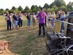 Fantastische luchtballonvaart in de omgeving Horst op zaterdag 18 augustus 2018