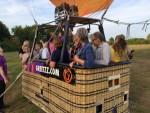 Jaloersmakende heteluchtballonvaart vanaf startlocatie Horst op zaterdag 18 augustus 2018