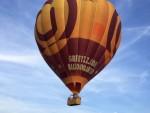 Comfortabele luchtballonvaart startlocatie Horst op zaterdag 18 augustus 2018