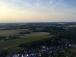 Grandioze ballon vaart boven de regio Maastricht op zaterdag 18 augustus 2018
