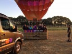 Feestelijke heteluchtballonvaart regio Tilburg op zaterdag 18 augustus 2018