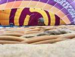 Weergaloze ballonvaart boven de regio Akkrum zaterdag 19 mei 2018