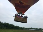 Relaxte ballonvaart boven de regio Etten-leur zaterdag 19 mei 2018