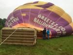 Schitterende luchtballonvaart vanaf opstijglocatie Etten-leur zaterdag 19 mei 2018