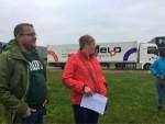 Buitengewone ballonvaart in de omgeving Etten-leur zaterdag 19 mei 2018