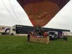 Betoverende ballon vlucht vanaf startveld Etten-leur zaterdag 19 mei 2018