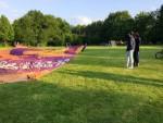 Uitstekende ballon vlucht in de regio Hengelo zaterdag 19 mei 2018