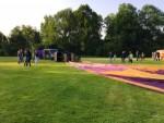Overweldigende ballonvlucht opgestegen op startveld Hengelo zaterdag 19 mei 2018