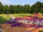 Fenomenale ballonvlucht over de regio Hengelo zaterdag 19 mei 2018