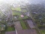 Ongeëvenaarde ballonvlucht opgestegen op startlocatie Hengelo zaterdag 19 mei 2018
