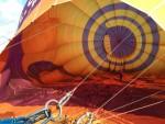 Adembenemende luchtballonvaart opgestegen op startveld Nederweert zaterdag 19 mei 2018
