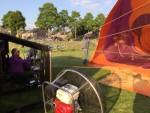 Unieke luchtballonvaart vanaf opstijglocatie Nederweert zaterdag 19 mei 2018