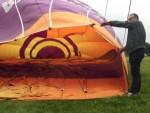 Uitzonderlijke ballonvaart regio Veenendaal zaterdag 19 mei 2018