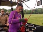 Fenomenale luchtballon vaart gestart op opstijglocatie Veenendaal zaterdag 19 mei 2018