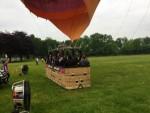 Perfecte ballon vlucht in de omgeving van Veenendaal zaterdag 19 mei 2018