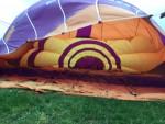 Magische heteluchtballonvaart opgestegen op startveld Veenendaal zaterdag 19 mei 2018