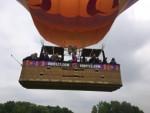 Ultieme ballon vlucht in de buurt van Veenendaal zaterdag 19 mei 2018