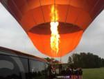 Fantastische heteluchtballonvaart startlocatie Veenendaal zaterdag 19 mei 2018