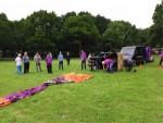Magische heteluchtballonvaart in de buurt van Oss zaterdag  2 juni 2018