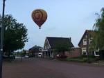 Unieke luchtballon vaart boven de regio Oss zaterdag 2 juni 2018