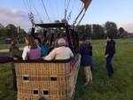 Verrassende ballonvaart regio Hoogland op zaterdag 20 oktober 2018