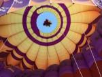 Perfecte ballonvlucht regio Hoogland op zaterdag 20 oktober 2018