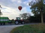 Fantastische ballonvlucht in Hoogland op zaterdag 20 oktober 2018