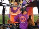 Magnifieke ballon vlucht vanaf startlocatie Hoogland op zaterdag 20 oktober 2018