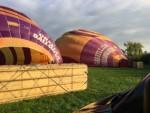 Ongelofelijke mooie heteluchtballonvaart regio Beesd op zaterdag 20 oktober 2018