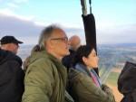 Adembenemende luchtballonvaart vanaf startveld Beesd op zaterdag 20 oktober 2018