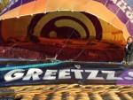 Fenomenale heteluchtballonvaart vanaf startveld Beesd op zaterdag 20 oktober 2018