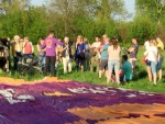 Weergaloze ballonvaart in Bavel zaterdag 21 april 2018