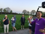 Jaloersmakende luchtballonvaart vanaf startlocatie Bavel zaterdag 21 april 2018