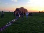 Waanzinnige ballonvaart boven de regio Beesd zaterdag 21 april 2018