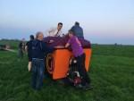 Formidabele luchtballonvaart gestart op opstijglocatie Beesd zaterdag 21 april 2018