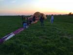 Sublieme luchtballonvaart over de regio Beesd zaterdag 21 april 2018