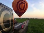 Bijzondere luchtballonvaart in de omgeving van Beesd zaterdag 21 april 2018