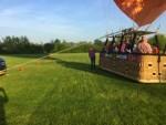 Ongeëvenaarde ballonvaart opgestegen op startlocatie Horst zaterdag 21 april 2018