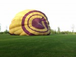 Relaxte luchtballonvaart over de regio Raerd zaterdag 21 april 2018